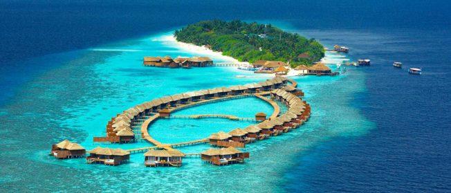 Magical Maldives ( Lily Beach Resort & Spa)