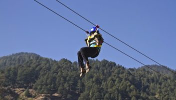 Manali Camping School/College Tour